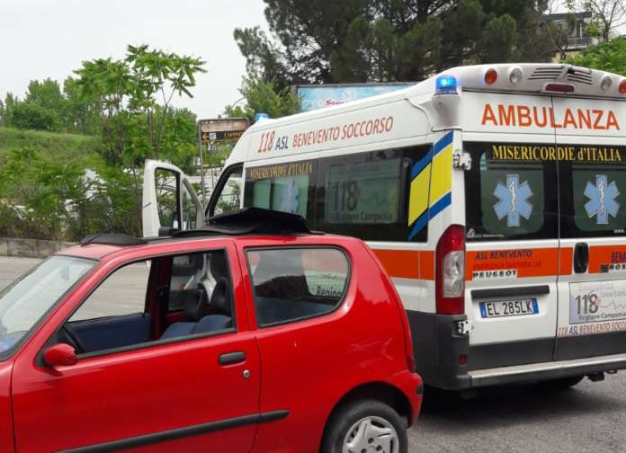 incidente-via-napoli-tangenziale-benevento