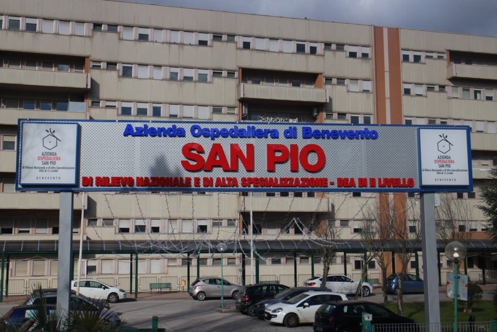 "Photo of Coronavirus, 33 tamponi analizzati al ""San Pio"": un esito incerto, sarà ripetuto"