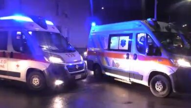 benevento-incidente-rione-libertà-donne-investite-suv