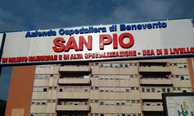 covid-san-pio-benevento-bollettino